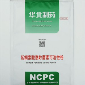 Europe style for Amoxillin Soluble Powder -