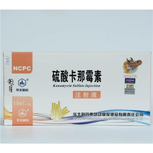 Free sample for Veterinary Drugs Treatment For Mastitis -